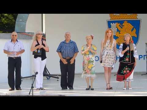 """""""Понтійська арена"""" - український концерт у Бургасі"""