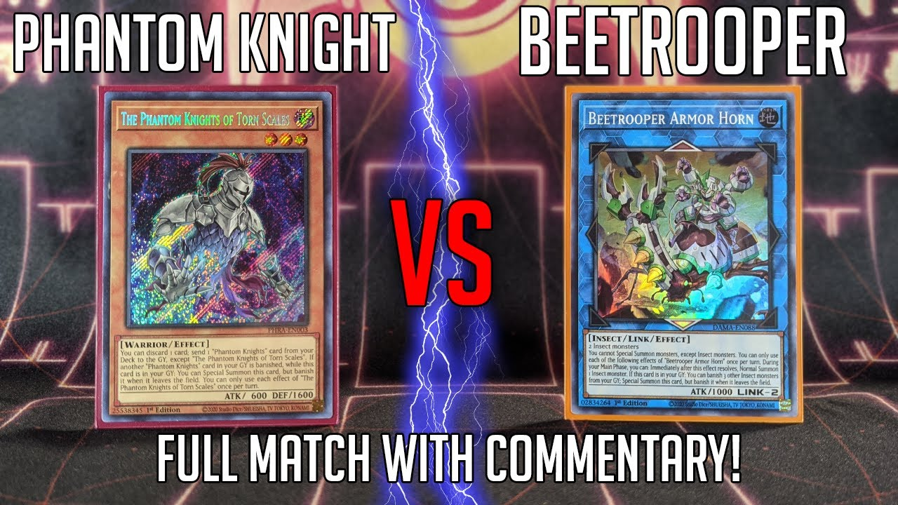 Download Phantom Knight Vs Beetrooper | Locals Feature Match - Round 2 (10/16/21)