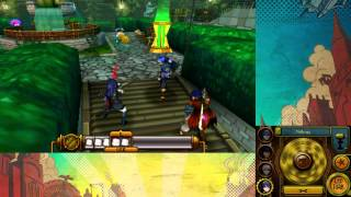 Codename STEAM Fire Emblem Amiibos Gameplay