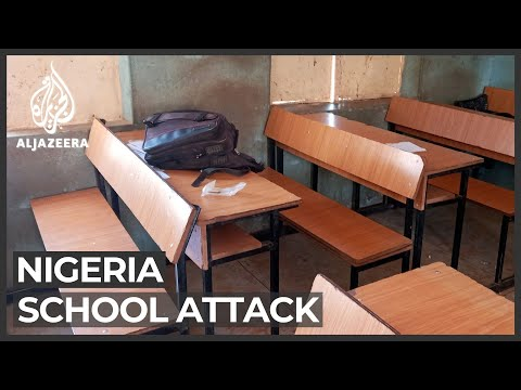 Hundreds of pupils feared abducted after attack on Nigeria school