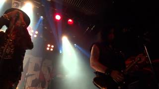 Call me - The 69 Eyes live @ Tavastia, 06.09.2014: 25 Years of Rock