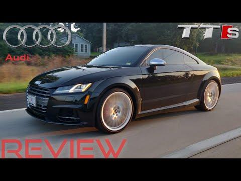Audi TTS Review! Fastest Car I've Ever Drove!!!