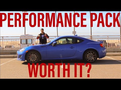 Subaru Brz Review How Good Is The Performance Pack