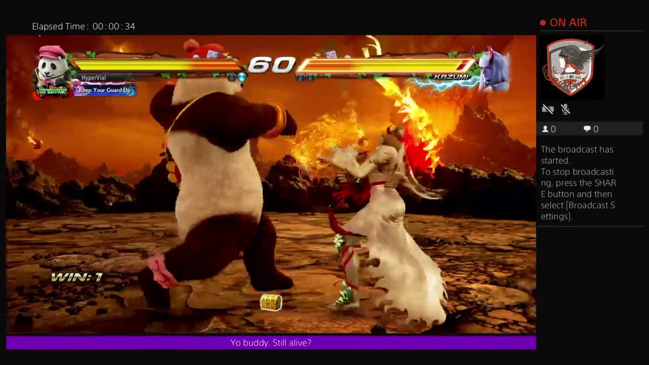 TEKKEN 7 - Special Battle/Devil Kazumi [WIN] (offline treasure battle)