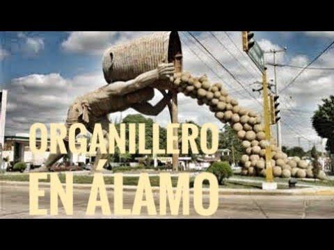 Mi Aventura INCREÍBLE!!! en  ALAMO VERACRUZ🌵🤠#Organilleros de Mexico* nt lo pierdas!! 😱