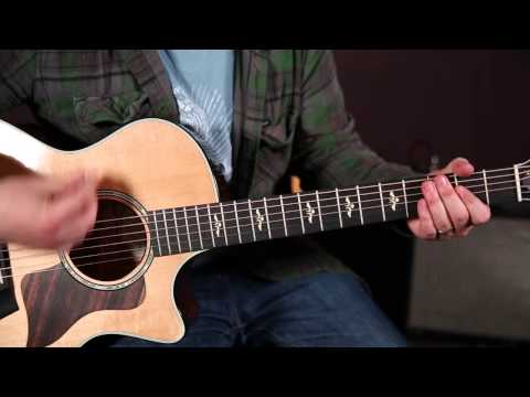 Lady Antebellum - Bartender - Guitar Lesson - How to Play - Acoustic Songs For Guitar