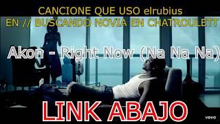 CANCIONE QUE USO elrubius EN // BUSCANDO NOVIA EN CHATROULETTE
