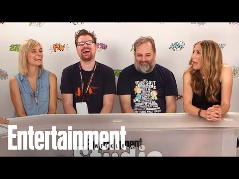 'Rick & Morty' Cast Tease Season 3 Guest Stars, Plot Inspirations  SDCC 2017  Entertainment Weekly