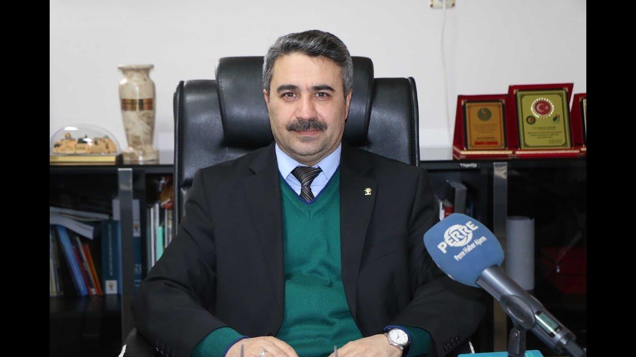 AK Parti Merkez İlçe Başkanı Alkayış: