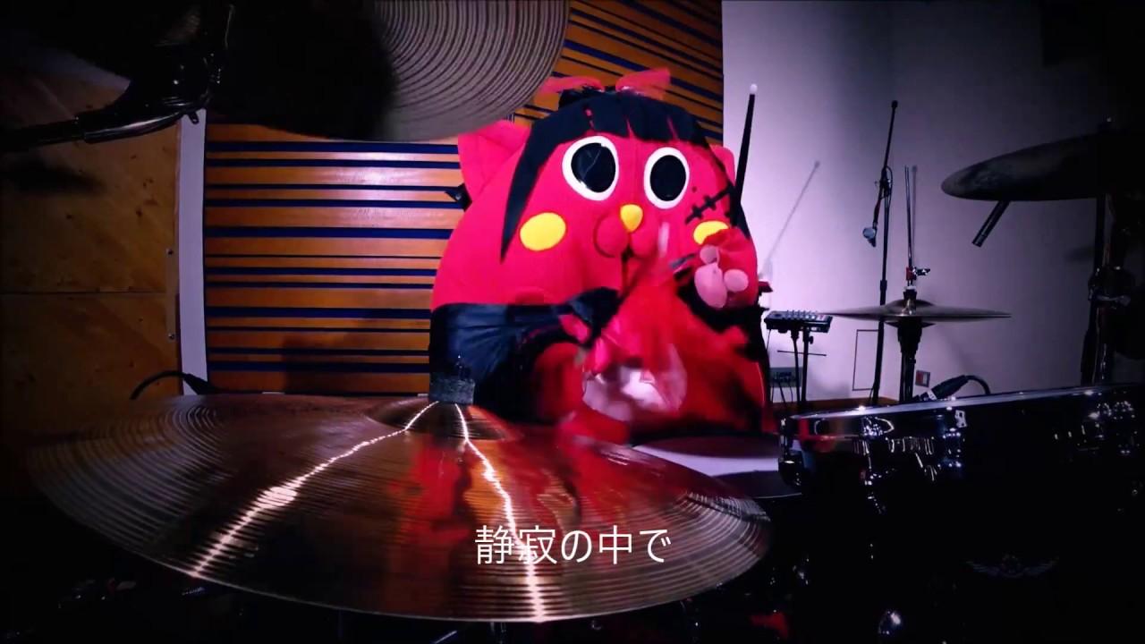 Download BABYMETAL ~紅月-アカツキ- AKATSUKI~ Drum Cover 【にゃんごすたー/NYANGO STAR】