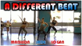 A Different Beat by Little Mix feat. Madison, Jade & Logan @brianfriedman Choreography