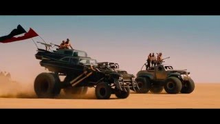 The Prodigy - The Day Is My Enemy (Fury Road)