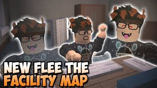 NEW Flee the Facility Halloween Event! New map and special items!