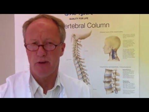 Orthopädischer Chirurg Dr. de Jong über Grünlippmuschel und Bio-Curcumin