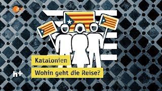 Katalonien - wohin geht die Reise? - heuteplus | ZDF