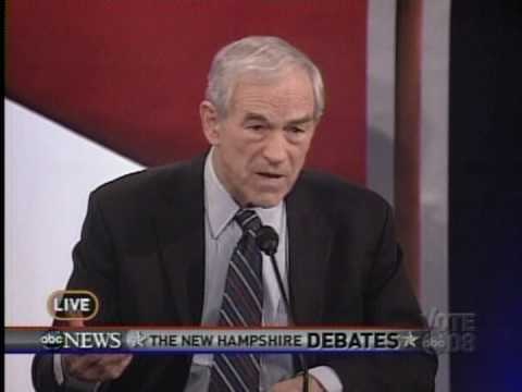 Ron Paul  The real reason why oil prices are high