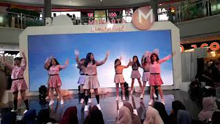 [29072018] Freeze + Wonderfull Love - Momoland by Lioland Force Showcase 2 @Mall Lippo Cikarang