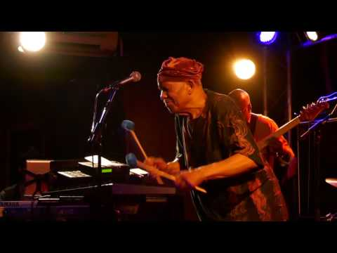 Roy Ayers  We  In Brooklyn Ba New Morning  Paris  July 24th 2017