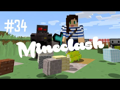 STACKED CHALLENGE - MINECLASH (EP.34)