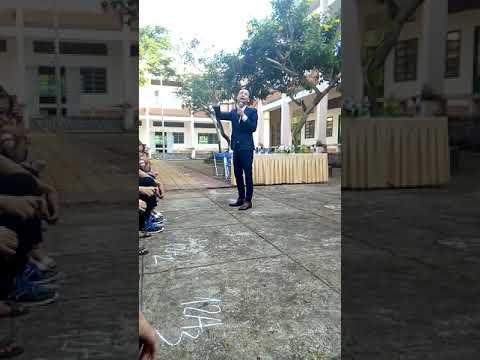 Diễn Giả Huỳnh Anh Bình THPT Vĩnh Thạnh