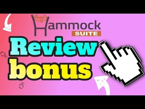 Hammock Suite Member Area Review Walkthrough  Plus Neverbefore released YouTube ad targeting