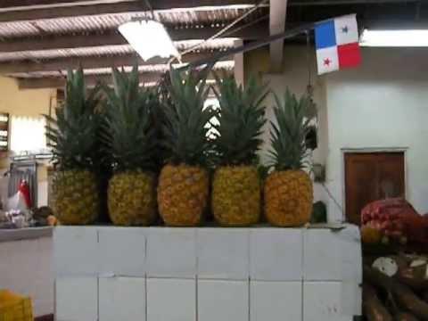 Boquete, Panama Market