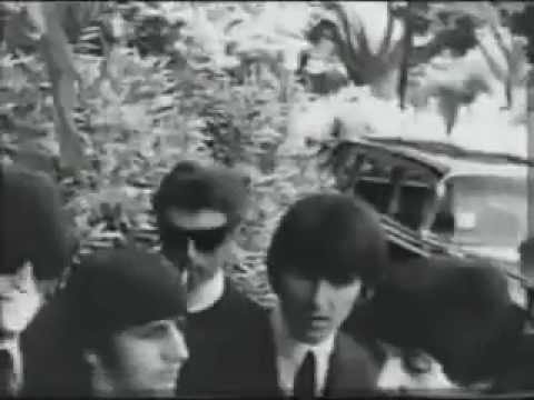 Beatles in Los Angeles, 1964 Part 2