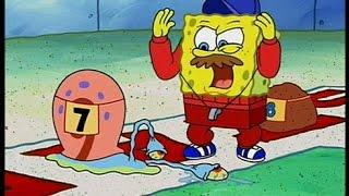 مغامرات سبونج بوب - سباق الحلزونات الكبير