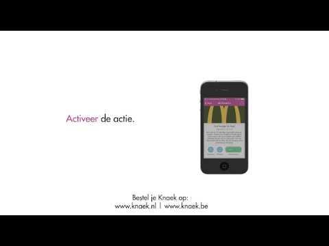 Promo Knaek App 2015 2016