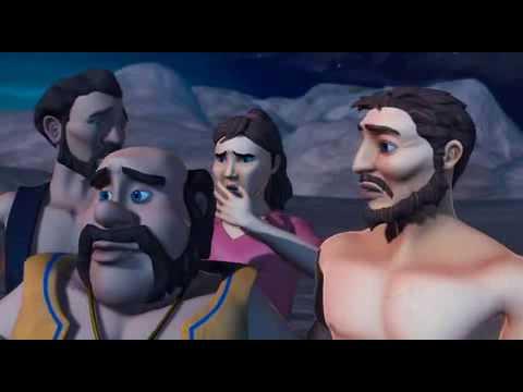 Phần 7 Phim 10 điều răn - Hoạt hình 3D - 2007