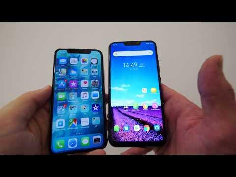 Der Kampf der Notch Phones | Asus Zenfone 5 vs. Apple iPhone X Vergleich