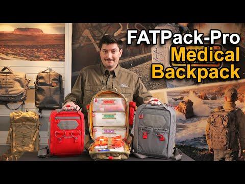 Vanquest: FATPack-Pro Medical Backpack!