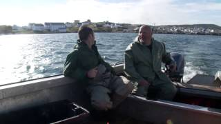 A cod fishing adventure in Bonavista, Newfoundland & Labrador, Canada