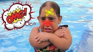MC Divertida em: Tipos de crianças na piscina - parte 3