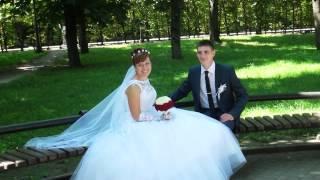 СВАДЕБНАЯ ПРОГУЛКА в Парке Славы Киев фотосессия