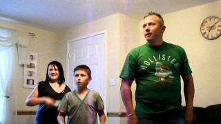 wii dance...well the neightbours do..lol.. Thumbnail