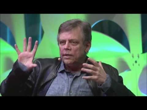 Star Wars Celebration VII (2015) Mark Hamill Panel