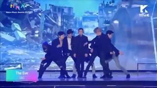 Video EXO 'The Eve' 2017 Melon Music Awards download MP3, 3GP, MP4, WEBM, AVI, FLV Maret 2018