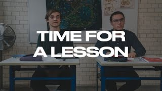 TIME FOR A LESSON   2019 #LEC Spring Playoffs