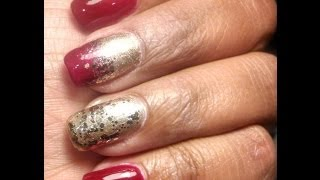 Easy Holiday Gradient with Sponge Tip Applicator Thumbnail