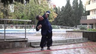 Гимнастика для активации очистки организма от шлаков. Кривцов Сергей (19.10.2013) - 00039-40