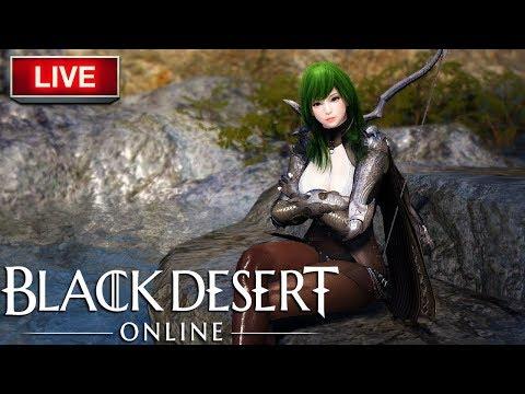 🔴 [LIVE] NO-LIFE DULU KALI-KALI || Black Desert Online [Indonesia]