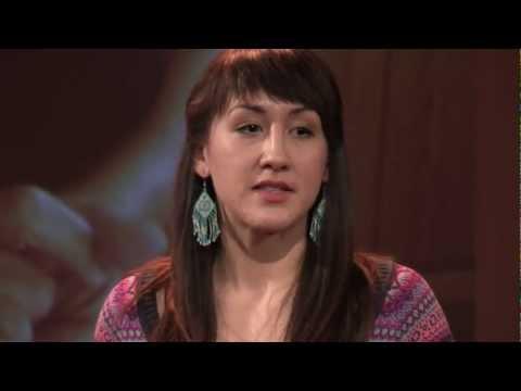 Acimowin: to tell a story: Megan Bertasson at TEDxYorkU 2012