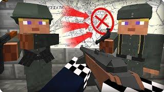 Вторая Мировая Война [ЧАСТЬ 21] Call of duty в Майнкрафт! - (Minecraft - Сериал)