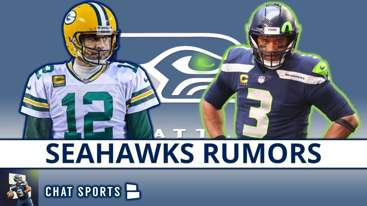 Aaron Rodgers, Russell Wilson possible trade candidates for 2022 ...