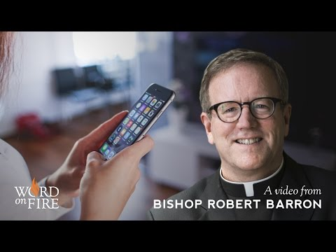 Bishop Barron on Pride, Humility, and Social Media