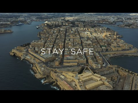 'The Silent Islands' - Malta as never seen before - COVID-19