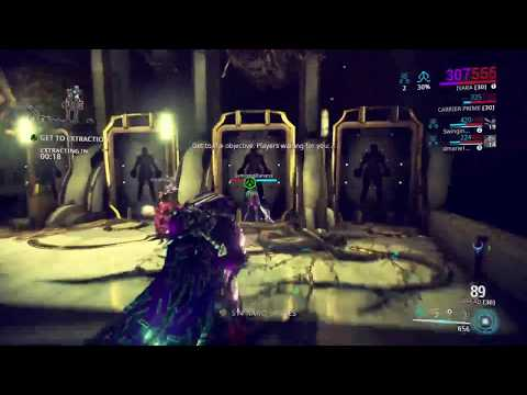 Let's Play Warframe - How to farm Kavat Genetic Codes