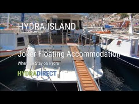 Floating Hydra Accommodation Onboard the Joker