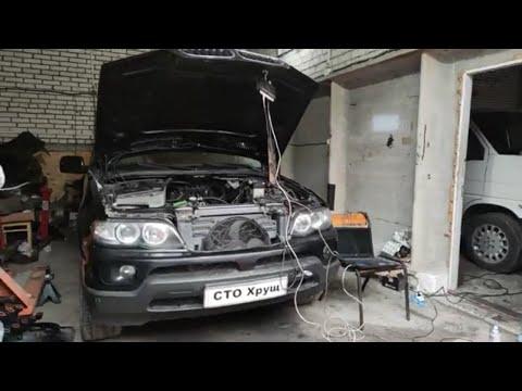 BMW X5 e53 m57n дизель не заводится ошибка  4A63 DDE: EWS манипуляция не проходит адаптацию ошибка